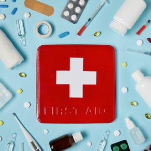 First Aid Training Supplies/Equipment